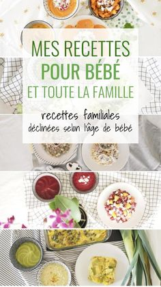 Recipes for babies and the whole family Homemade Baby Foods, Baby Food Recipes, Family Recipes, Breastfeeding Tips, Finger Foods, Kids Meals, Food And Drink, Menu, Nutrition