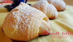 brioche soffici da colazione ricetta dolce brioche sfogliate