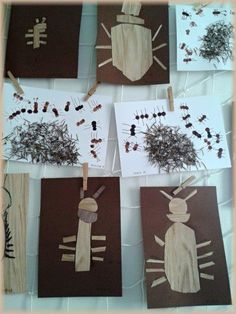 Bugs And Insects, Reggio, Ladder Decor, Projects To Try, Gift Wrapping, Nursery, Science, Education, Bathroom