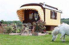 Inside A Gypsy Wagons - Bing Images
