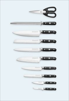 Everything you need to improve your knife skills: some high quality knives. Find out all about them on our website.