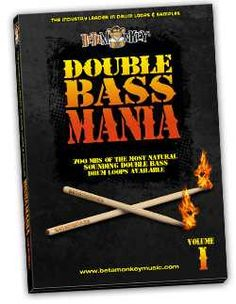 Double Bass Mania Vol.1 Metal WAV  DELiRiUM | 04.26.05 | 566 MB Loud. Fast. Aggressive. That is what this heavy metal sample disc is all about. If you are