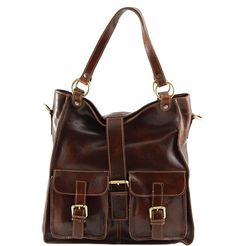 Ladies Leather Bag from india