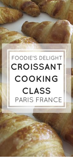 Leave yourself enough time when in Paris to take a cooking class.  You won't regret it.