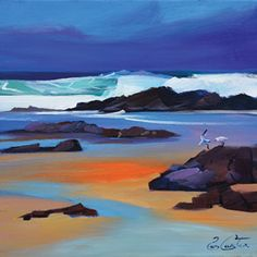 'Take Off, Kintyre' by Pam Carter (H014)