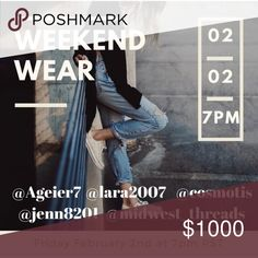 Hosting a party!! Looking for host picks! ❤❤ Hosting a party next Friday evening with a bunch of other awesome posh ladies!  Looking for host picks - tag me in up to three of your listings of your most stylish clothing for weekends we love. Brunch, farmers market, cozy nights in - just some ideas to get you thinking!  All closets must be posh compliant. Bonus points for plus sized items! I also love sharing new poshers, so don't be shy! Anthropologie Dresses Midi
