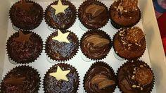 Ferrero and terrys cupcakes
