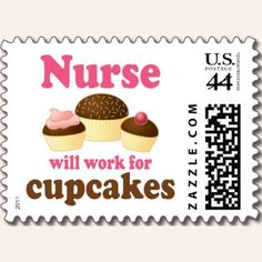 Cupcakes for Nurses