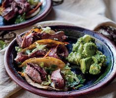 Korean Steak Tacos Recipe | Epicurious.com
