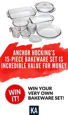Value Bakeware Sweeps
