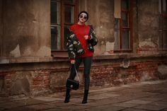 #ootd #outfit #look #lookoftheday #streetlook #streetstyle #streetfashion #fashion #fashionlover #fashionista #red #black #green #silver #wool #jacket #sweater #pants #boots #bag #beanie #sunglasses #choker #h&m #newyorker #mango #zaful #secondhand #makeup #motd #beauty #blogger #polishblogger #fashionblogger #beautyblogger #lifestyleblogger #travelblogger #foodblogger #girl #polishgirl #brunette #stylist #personalshopper #photographer #photography #photographylover
