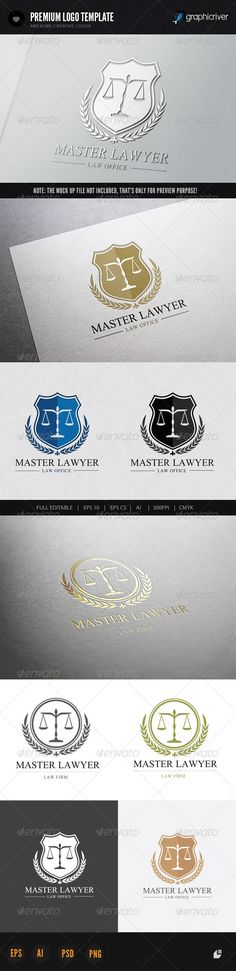 Law Firm V1 #GraphicRiver This logo design for all creative business. Consulting, Excellent logo,simple and unique concept. Logo Template Features PSD ( Adobe Photoshop File ) AI and EPS (Illustrator 10 EPS ) 300PPI Transparent PNG File CMYK 100% Scalable Vector Files Easy to edit color / text Ready to print Font information at the help file If you buy and like this logo, please remember to rate it. Thanks!
