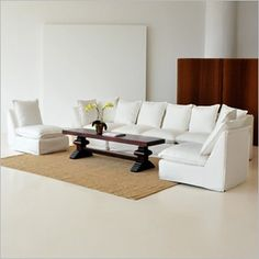"How do you feel about the ""Mercer"" sectional from taylor creative inc in NYC?"