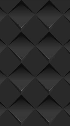 Black Geometric Wall