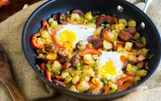 9 Baked Egg Dishes Under 315 Calories