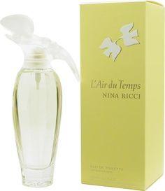L'Air Du Temps By Nina Ricci For Women. Eau De Toilette Spray 3.3 Oz. by Nina Ricci, http://www.amazon.com/dp/B000C1Z9EE/ref=cm_sw_r_pi_dp_YukDpb0S7W3TY
