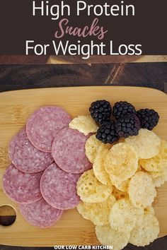 2 minutes · Gluten free · Serves 1 · OMG! So delicious, so easy and so much protein!! LOVE LOVE LOVE! #easyketosnackideas #ketosnackswalmart #ketosnackstarget High Protein Snacks, High Protein Low Carb, High Protein Recipes, Low Carb Keto, Keto Snacks, Low Carb Meal Plan, Low Carb Lunch, Low Carb Breakfast, Ground Beef Recipes For Dinner