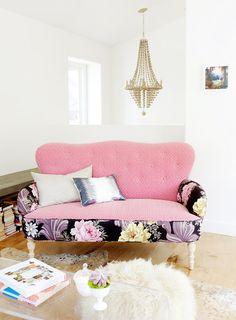 Petitevanou Patchwork. #sofa