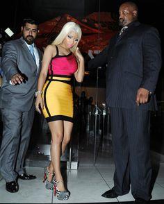 love more nicki minaj | Nicki Minaj Christian Louboutin 1 Nicki Minaj is back in more towering ...
