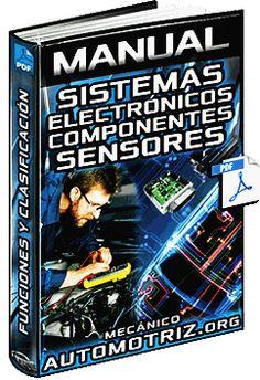 Descargar Manual Completo de Sistemas Electrónicos - Antibloqueo, Velocidad, Motor y Climatización - Componentes, Sensores y Clasificación Gratis en Español y PDF.