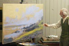 Oil Painting Landscape Tutorial | Step 4