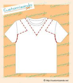 ......Only for girls.......: como transformar ropas velhas em novas passo-a-passo