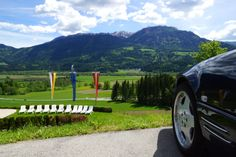 Blick ins #Drautal #Cabrio #Treffen #Glocknerhof www.glocknerhof.at