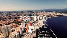 Portimão - Vista Aérea (aerial view) @Algarve - Portugal