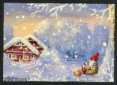 Johnnie Jacobsen Christmas, Painting, Design, Art, Yule, Xmas, Painting Art, Paintings, Kunst