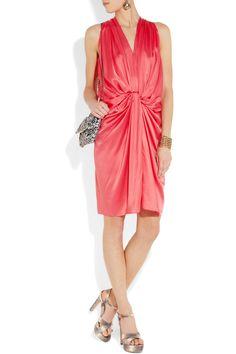 Lanvin dress, Miu Miu shoes, Lanvin bag