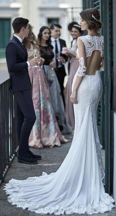 Courtesy of Maison Signore Wedding Dresses; www.maisonsignore.it