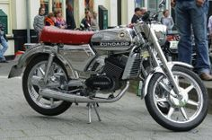Zundapp Motorcycles - Classic Bikes from back in the day!