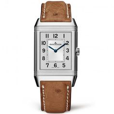Montre JLC Reverso Classic Medium Small Second 2438521 - Lepage Bling Bling, Jaeger Lecoultre Reverso, Expensive Watches, Bracelet Cuir, Medium, Classic, Bracelets, Lepage