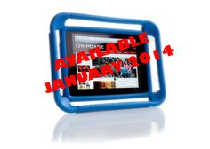 IPAD AIR GRIPCASE BLUE (PRE-SALE) ($39.99) I LOVE this case.  Note.  This case doesn't have a screen protector.  I like the Moshi iVisor screen protector.  VERY easy to apply and re-apply and very protective. http://www.amazon.com/Moshi-iVisor-AG-iPad-Air/dp/B00GJ6V0CG/ref=sr_1_3?s=electronics&ie=UTF8&qid=1387215597&sr=1-3&keywords=moshi+ivisor+air