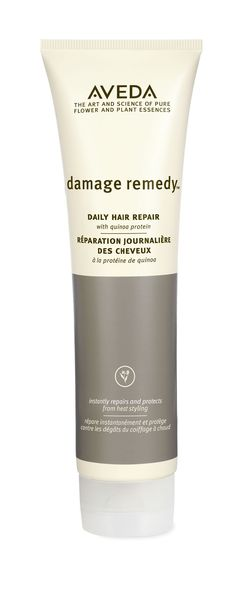 Do you color treat your hair with a lot of bleaching or highlights? Swim in chlorine or just have roughed up hair from overstyling with heated tools? Damage Remedy from Aveda is THE best deep conditioner on the market IMO. When I bleached up several levels this was my daily conditioner but normally you can use it as a once a week treatment to maintain softness.