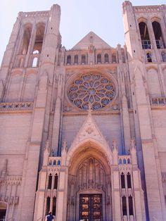 Grace Cathedral & La