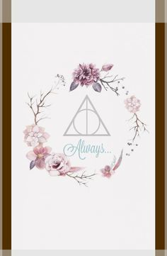 Wallpaper Harry Potter Always Pink girly cute flowers dealthy hallows . - Wallpaper Harry Potter Always Pink girly sweet flowers sanctifies dealthy - Harry Potter Tumblr, Harry Potter Tattoos, Immer Harry Potter, Arte Do Harry Potter, Harry Potter Girl, Harry Potter Nursery, Harry Potter Pictures, Harry Potter Drawings, Harry Potter Always Quote