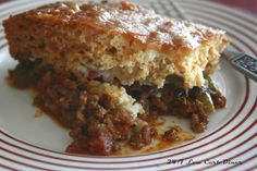 24/7 Low Carb Diner: Mexican Cornbread...Sans Corn, of course. It is hard to believe this cheesy bready casserole is low carb!