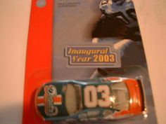 Miami Dolphins 1:64 Scale Diecast NFL Stock Car 2003 Inaugural Edition by ACTION PERFORMANCE. $6.89. Car is approximately 3 inches long, 1:64 scale featuring Dolphins logo. From 2003 by Action Collectibles