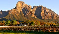 Boschendal Wine Farm in Franschhoek Paises Da Africa, South Afrika, Dutch House, Overseas Travel, Beach Crafts, Africa Travel, Cool Places To Visit, Monument Valley, North America