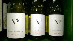 Vino bianco Ribolla Gialla Volpe Pasini #Ribollagialla #Volpepasini