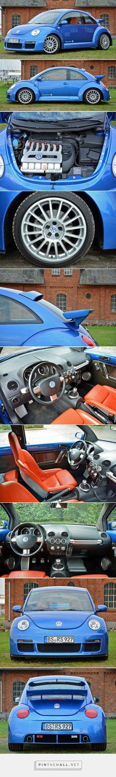 2001 Volkswagen Beetle RSi