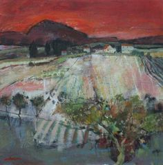 Sicilian Twilight by Charles Anderson DA RSW from limetreegallery.com
