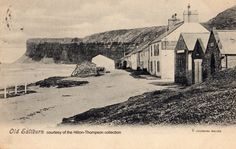 Inspired 'Stangcliffe' the headland in my novellas and The Coble Inn