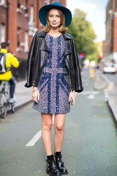 Topshop London street style