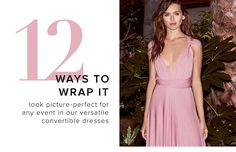 Tricks of the Trade: Wrap Dress Tutorial – Part II at LuLus.com!