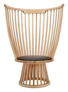 Fan chair Sessel H 112 cm – Tom Dixon