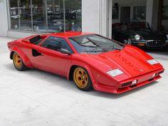 1982 Lamborghini Countach