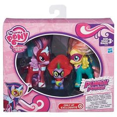 39549841a06 My Little Pony 2-Pack with Spike the Dragon Figure