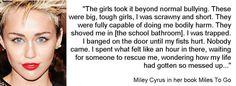 -Miley Cyrus